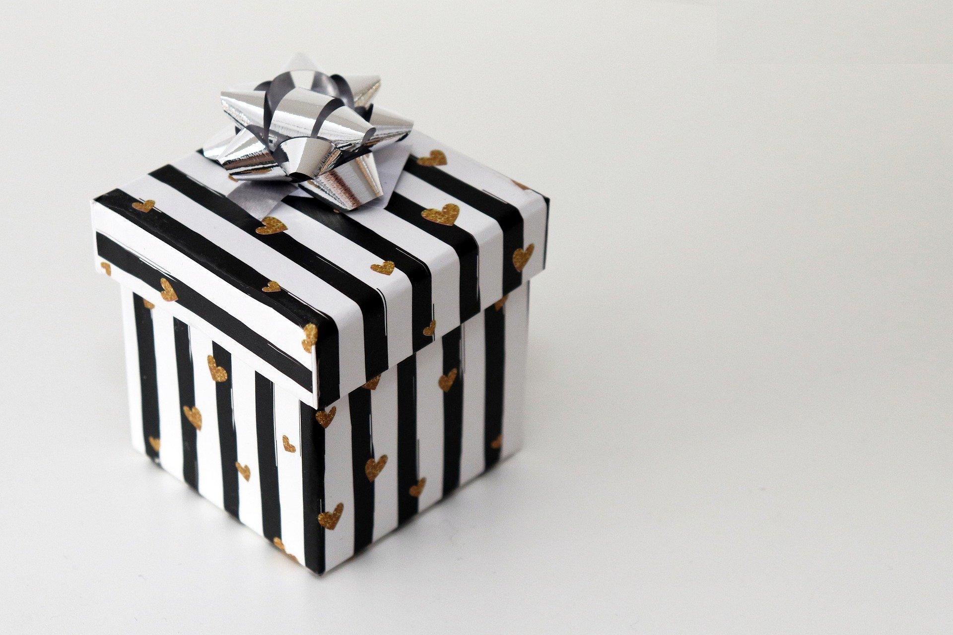 dárek k narozeninám