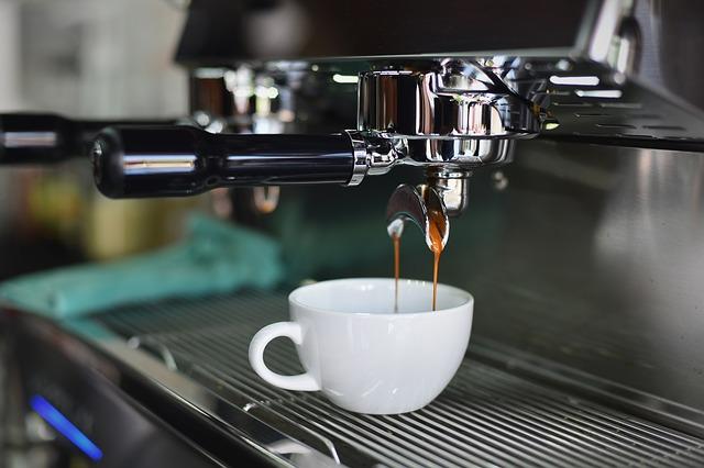 káva z kávovaru