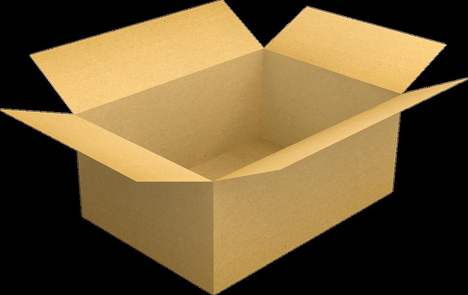 kartonová krabice